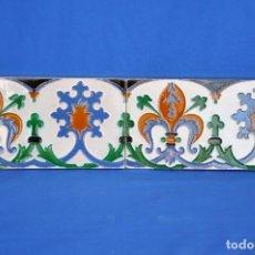 Antigüedades: AZULEJOS DE TRIANA. D. Lote 84492908