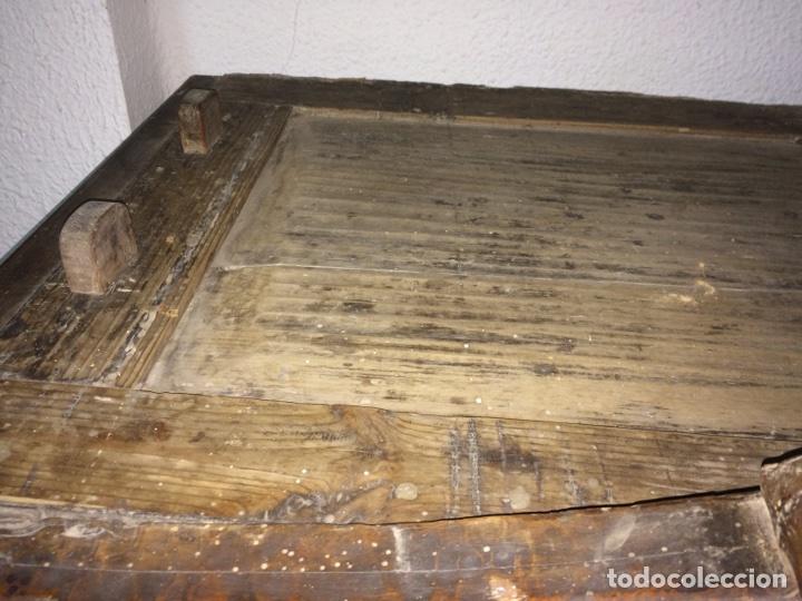 Antigüedades: Antiguo armario de raíz de nogal - Foto 23 - 86106735
