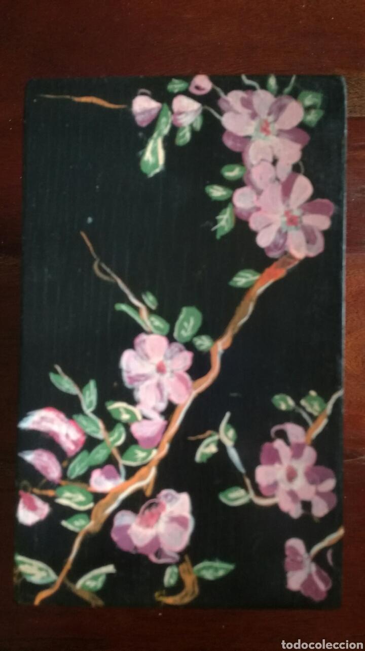 Antigüedades: Joyero pintado a mano - Foto 4 - 86142076