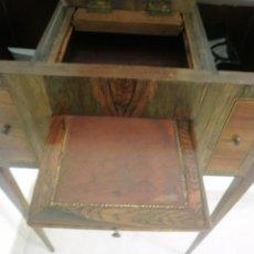 Antigüedades: TOCADOR O PAPELERA FRANCÉS.. Lote 86155188
