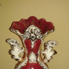 Antigüedades: MARAVILLOSO FLORERO ANTIGUO. Lote 86175756