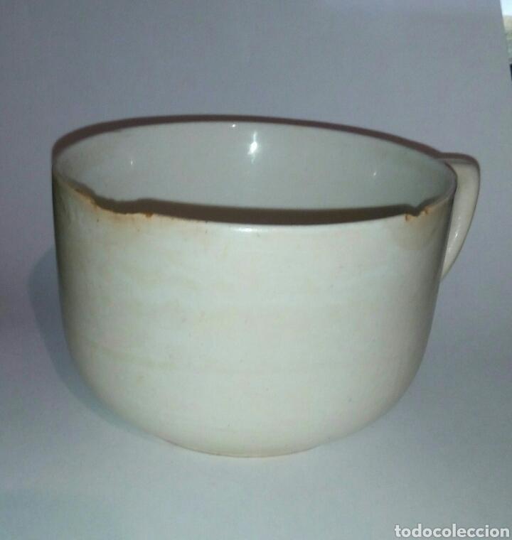 Antigüedades: Gran taza desayuno San Claudio - Foto 2 - 86179622