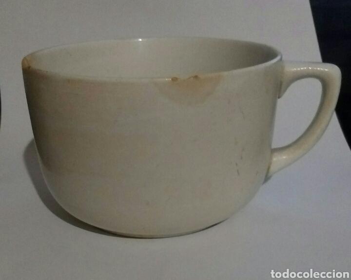 Antigüedades: Gran taza desayuno San Claudio - Foto 3 - 86179622