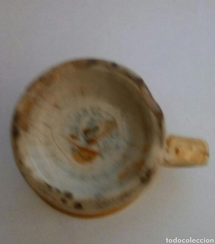 Antigüedades: Taza pocillo chocolate pickman - Foto 3 - 86185863