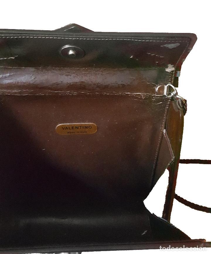 Antigüedades: Precioso bolso de fiesta de Valentino. - Foto 3 - 86189384