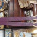 Antigüedades: ANTIGUA ESTOLA SACERDOTAL SIGLO XVIII TISU. Lote 117529158