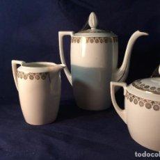 Antigüedades: JUEGO CAFÉ. Lote 86288088