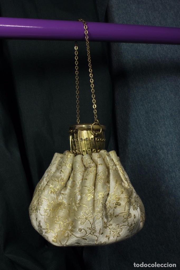 Antigüedades: Bolso de fiesta. Bombonera. - Foto 10 - 86290612