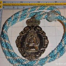 Antigüedades: MEDALLA MEDALLÓN RELIGIOSO. SANTUARIO VIRGEN DE LA CABEZA DE ANDÚJAR, JAEN. Lote 86316648