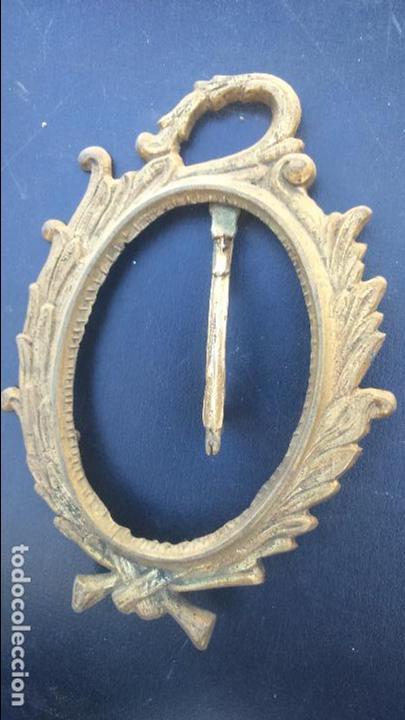 MARCO BRONCE (Antigüedades - Hogar y Decoración - Marcos Antiguos)