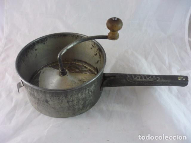 ANTIGUO PASAPURE ELMA (Antigüedades - Técnicas - Rústicas - Utensilios del Hogar)