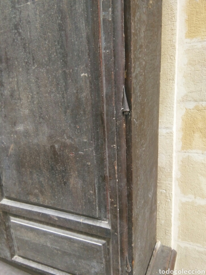 Antigüedades: Antiguo armario - Foto 5 - 86377931
