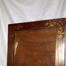 Antigüedades: MARCO DE MADERA.MEDIDA INTERIOR 38X54 EXTERIOR 49X65.. Lote 86393608