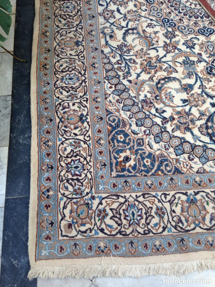 Antigüedades: Alfombra de lana - Foto 5 - 86416671