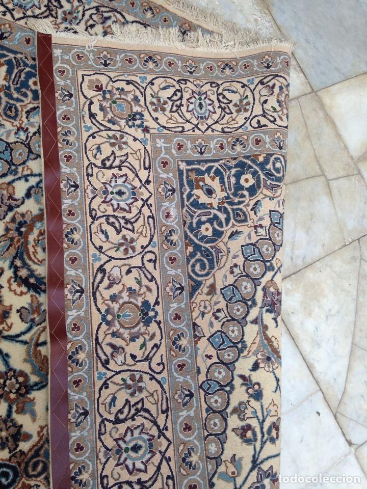Antigüedades: Alfombra de lana - Foto 6 - 86416671