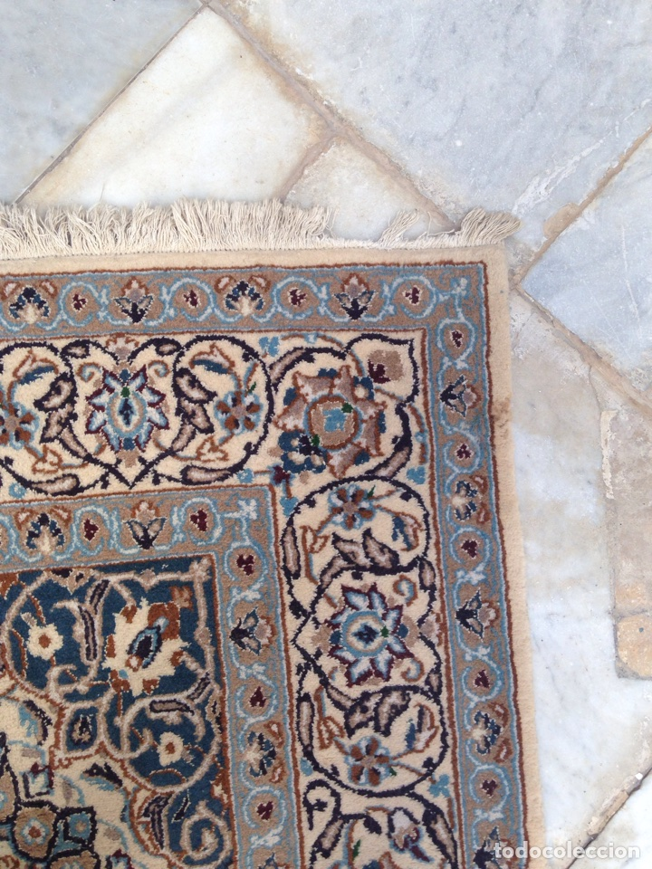 Antigüedades: Alfombra de lana - Foto 7 - 86416671