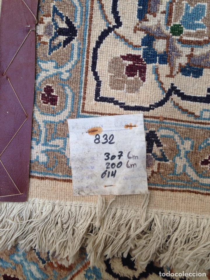 Antigüedades: Alfombra de lana - Foto 8 - 86416671