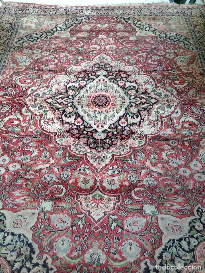 Antigüedades: Alfombra de lana - Foto 2 - 86417202