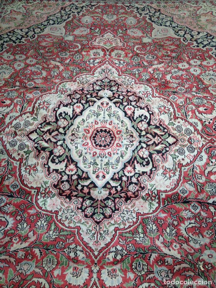 Antigüedades: Alfombra de lana - Foto 3 - 86417202