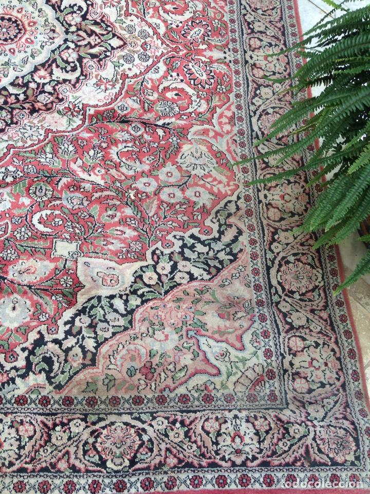 Antigüedades: Alfombra de lana - Foto 4 - 86417202
