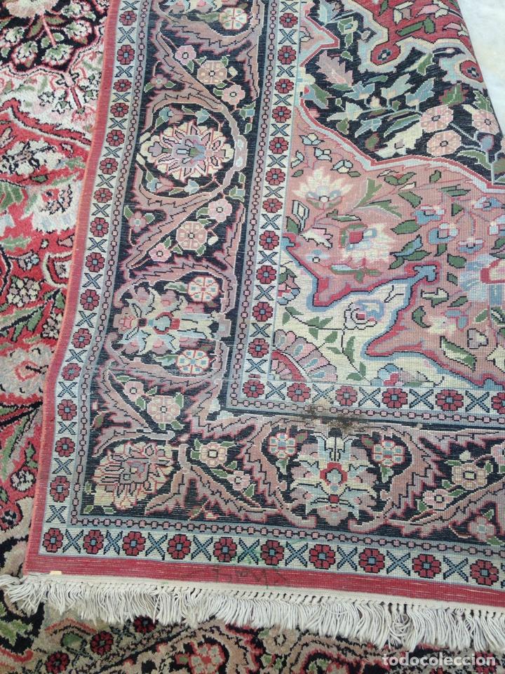 Antigüedades: Alfombra de lana - Foto 6 - 86417202