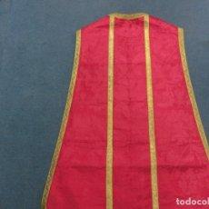 Antigüedades: BONITA CASULLA DE LOS AÑOS 50 . Lote 86431344