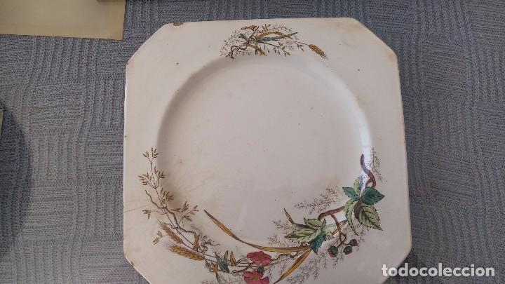 Antigüedades: 5 Platos - Foto 9 - 86473380