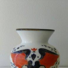Antigüedades: JARRON OPALINA. Lote 86559076