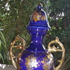 Antigüedades: ANTIGUO JARRON DE PORCELANA, PRECIOSO. Lote 86607252