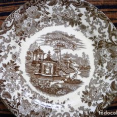 Antigüedades: PLATO DE LA CARTUJA- PICKMAN.. Lote 86630508