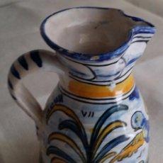 Antigüedades: JARRA DE CERÁMICA DE TALAVERA SASO PP XX. Lote 86676700