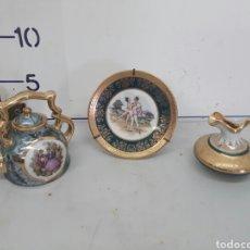 Antigüedades: SERVICIO . Lote 86724922