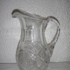 Antigüedades: JARRA DE CRISTAL TALLADO DE BACARAT.. Lote 86738804