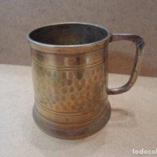 Antigüedades: TAZA PLATEADA. Lote 86834924
