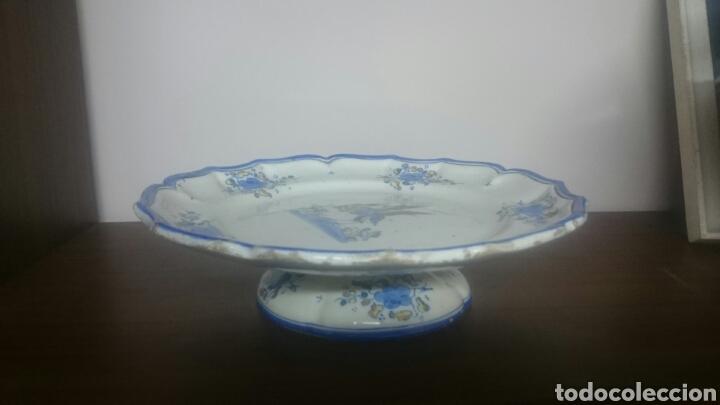 Antigüedades: SALVILLA DE ALCORA S XIX O PP XX. Of - Foto 2 - 152654210