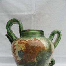 Antigüedades: DECORATIVO - DOLL - DE CERÁMICA.. Lote 86846500
