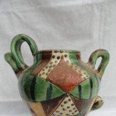 Antigüedades: DECORATIVO - DOLL - DE CERÁMICA.. Lote 86846876