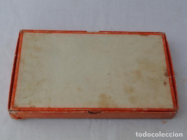 Antigüedades: LOTE DE 6 CUCHILLOS INOXIDABLES CON CAJA. - Foto 7 - 86862800