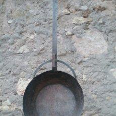 Antigüedades: SARTEN DE MATANZAS.. Lote 86876763