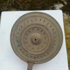Antigüedades: CALENTADOR DE CAMA.. Lote 86877179