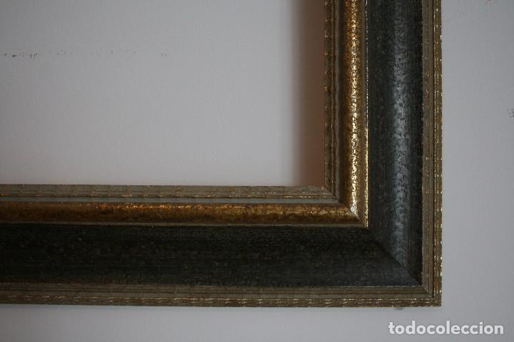 magnifico marco de madera para cuadro pintura g - Comprar Marcos ...