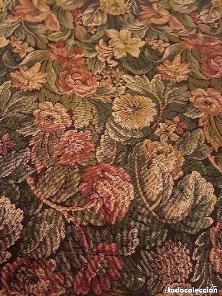 antigua cortina de tapicería, tipo gobelino, co   Comprar Cortinas
