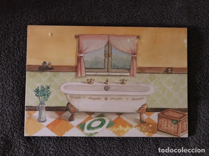 Cuadros Para El Baño | Pareja De Cuadros Decorativos Para El Bano Kaufen Andere Antike