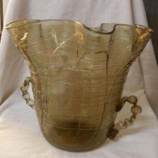Antigüedades: JARRON GRANDE ANTIGUO DE LA CASA GORDIOLA, UNA PRECIOSIDAD. Lote 86911012