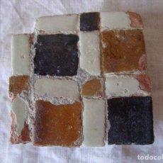 Antigüedades: AZULEJOS MUDEJARES SIGLO XVI O ANTERIORES. Lote 86930960