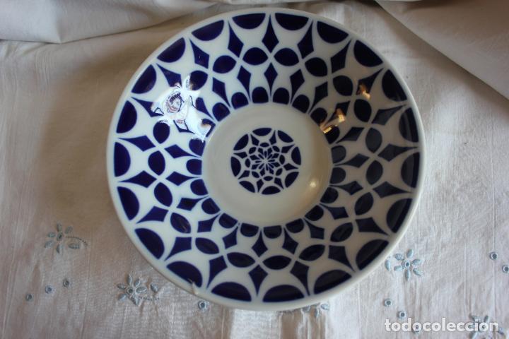PLATO SARGADELOS DE 20 CMS DE DIAMETRO. (Antigüedades - Porcelanas y Cerámicas - Sargadelos)