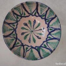 Antigüedades: CUENCO DE CERÁMICA.. Lote 86954732