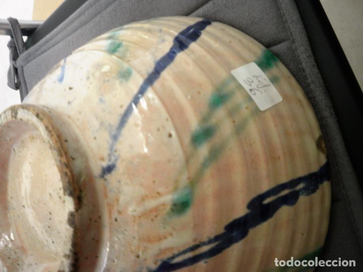 Antigüedades: Cuenco de cerámica. - Foto 2 - 86954732
