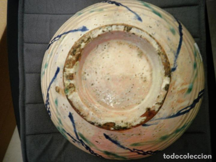 Antigüedades: Cuenco de cerámica. - Foto 3 - 86954732