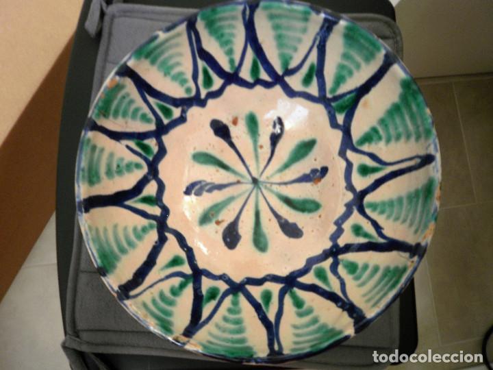 Antigüedades: Cuenco de cerámica. - Foto 4 - 86954732